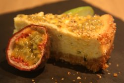 Lime-and-passionfruit-cheesecake
